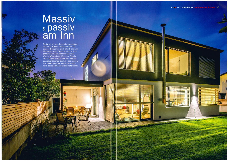 h uslbauer blog massiv passiv am inn massivhaus massivhaus gmbh in tirol. Black Bedroom Furniture Sets. Home Design Ideas