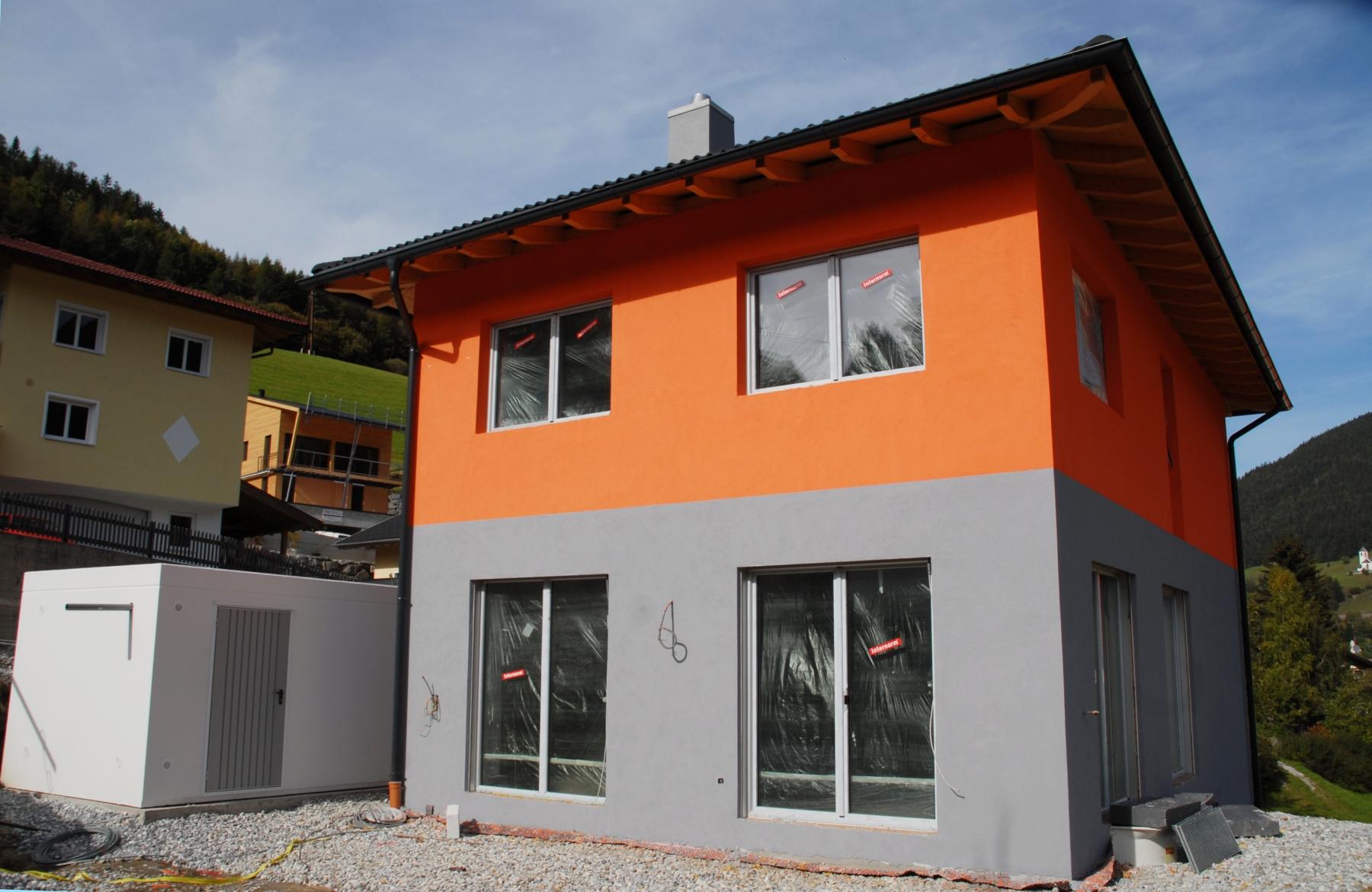 Massivhaus - Haus Poell