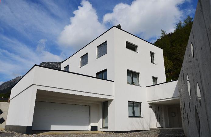 massivhaus haus hofer fertighaus in massivbauweise. Black Bedroom Furniture Sets. Home Design Ideas